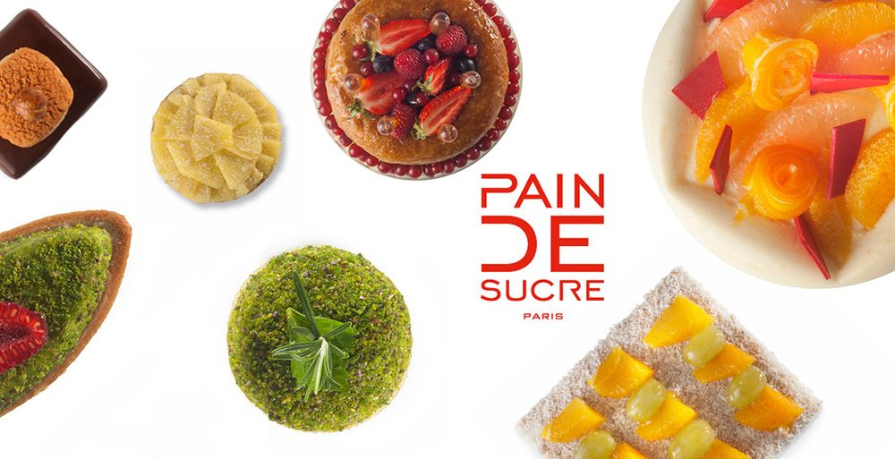Patisserie Pain de Sucre : collection Spring 2017